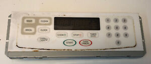 OEM Genuine Residential Amana Range Oven Electronic Control Board 31-32059603-W