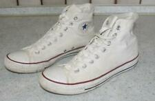 """"""" CONVERSE ALL STAR """" Sport- Schuhe / Sneakers in weiss UK Gr. 9,5 bzw. 43"""
