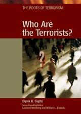 Who Are the Terrorists? (The Roots of Terrorism)-ExLibrary