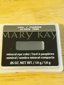 Mary Kay Mineral Eye Color - COAL  ***Discontinued***   New!