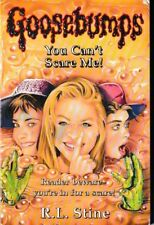Goosebumps #15 - You Can't Scare Me! - PB 1995 - R. L. Stine