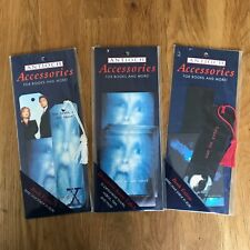 X-FILES Book Marks and Name Label Set