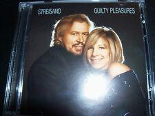 Barbra Streisand / Barry Gibb Guilty Pleasures (Aust) CD DVD – New (Not Sealed)