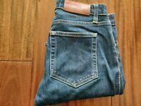 Acne Flex S Wet Blue Jeans Men's 26 Waist 27 Inseam