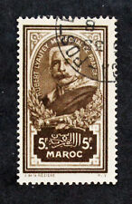 Timbre MAROC / MOROCCO Stamp (Colonie) Yvert & Tellier n°152 Obl (Col3)