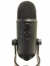 Blue Microphones Yeti Professional USB Condenser Microphone - Black