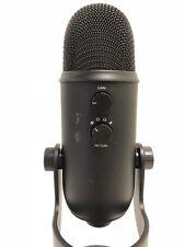 Blue Microphones Yeti Professional USB Condenser Microphone - Black
