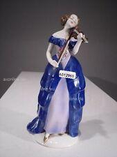 +* Goebel  Archiv Muster, FF538, TMK1, Dame mit Geige.