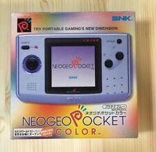 NEO GEO POCKET COLOR CONSOLE NTSC JAP