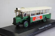 Atlas 1: 72 Renault Tn6c2 1932 model bus alloy car