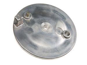Bremsschild hinten ohne Bohrung f. Bremskontakt - für Simson S51, S70, KR51/2, S