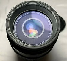 Canon EF 70-210mm 1:4 Auto/Manual Zoom Lens w/ Caps & Lens Hood