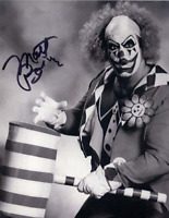 Doink The Clown Autograph Pre Print Wrestling Photo 8x6 Inch