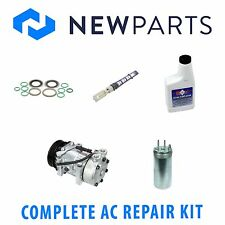 Jeep Cherokee 2000 4.0L Complete AC A/C Repair Kit with New Compressor & Clutch