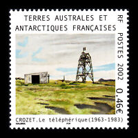 TAAF 2002 - Cable Cars on Crozet Island (1963-1983) - Sc 303 MNH