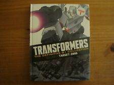 Transformers the definitive g1 collection volume 6 Issue 1 (NEW AND SEALED)