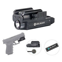 OLIGHT PL-MINI Valkyrie 400 Lumens Rail Mounted LED Rechargeable Tactical Light