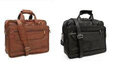 GROSSē Mens Laptop Bag Business Briefcase Messenger Satchel Work Office Bag