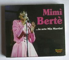 # MIMI' BERTE' - IN ARTE MIA MARTINI  -  CD   NUOVO SIGILLATO