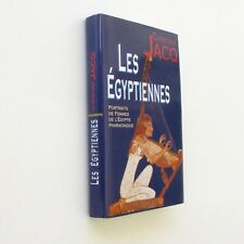 Les Egyptiennes - Christian Jacq - France Loisirs 1997