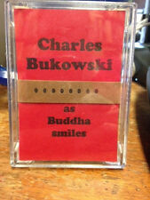 Charles Bukowski 1St 1/26 As Buddha Smiles Fine In Plexiglass Box