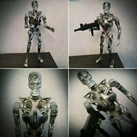 "Vintage The Terminator T2 Endoskeleton T-800 Large 15"" Action Figure Carolco 95"