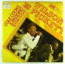 "7"" Single - Wilson Pickett - Cole, Cooke & Redding - S1456 - RAR"