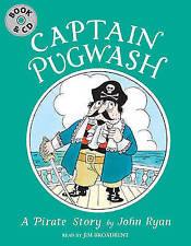 Captain Pugwash, John Ryan   Paperback Book   Good   9781845079192