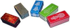 Blechdose Aufbewahrung Deko Blech Dose versch Designs Weihnachten Box Schachtel