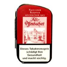 Alt Offenbacher Köstlich 10g Schnupftabak von Bernard