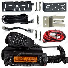 TYT TH-9800 50W VHF/UHF 809CH Quad Band Car/Truck Mobile Radio Transceiver N0492