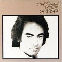 """NEIL DIAMOND """"LOVE SONGS"""" CD NEW!"""