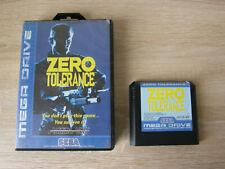 Zero Tolerance (PAL) - Sega Mega Drive / Genesis