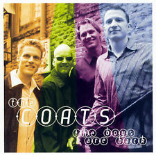 The Coats : The Boys Are Back CD