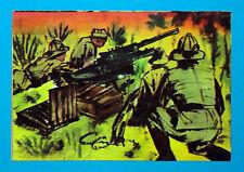 CRONISTORIA MONDIALE Folgore '65-Figurina-Sticker n.135-Rec