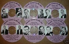 DAVID NIVEN on the air - Vintage Radio Shows OTR-CDs