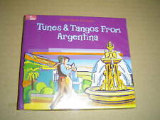 CD TUNES &TANGOS FROM ARGENTINA - 14 TITRES