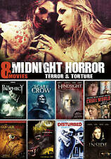 Midnight Horror Collection, Vol. 10 (DVD, 2012, 2-Disc Set)