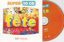 CD CARTONNE CARDSLEEVE FETE SOLEIL 15T CELIA CRUZ/BENY MORE/MARINI/BARRETO/JONES