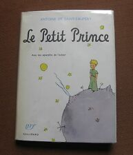LE PETIT PRINCE - Antoine de Saint-Exupery - 1964 1st Gallimard HCDJ - French