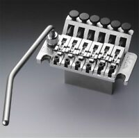 NEW - Schaller Floyd Rose Locking Tremolo With R2 Nut - CHROME