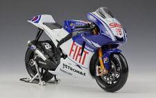 Maisto 1:10 Scale Yamaha #99 Lorenzo Diescast YZR M1 MotoGP 2009 Motorcycle Toys