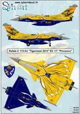 "Syhart 1/72 Dassault Rafale C 113-HJ ""Tigermeet 2013"" EC1/7 ""Provence"" # 72075"