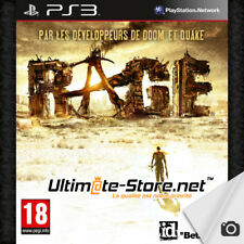 Jeu PS3 Rage - PlayStation 3 - Bethesda / id Software (Doom, Quake) (3)