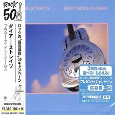 DIRE STRAITS - Brothers In Arms - Japan 2017 Limited Edition - UICY-78320 - CD