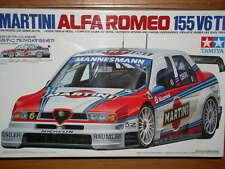 Tamiya 1/24 ALFA ROMEO 155 v6 Martini Model Car Kit #24176
