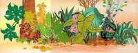 1963 Lucky Charms production cel Pan obg background cereal Bill Melendez
