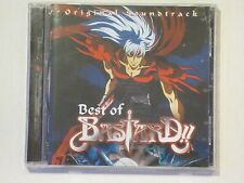 Best of Bastard Original Soundtrack OST CD OVA Anime Theme Song 30T Geneon