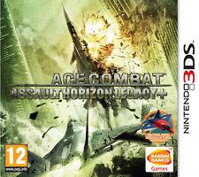 Ace Combat Assault Horizon Legacy Plus Nintendo 3DS IT IMPORT NAMCO