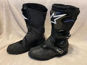 Alpinestars Toucan Gore-Tex Adventure Boots Size 11 US/ 45.5 EU